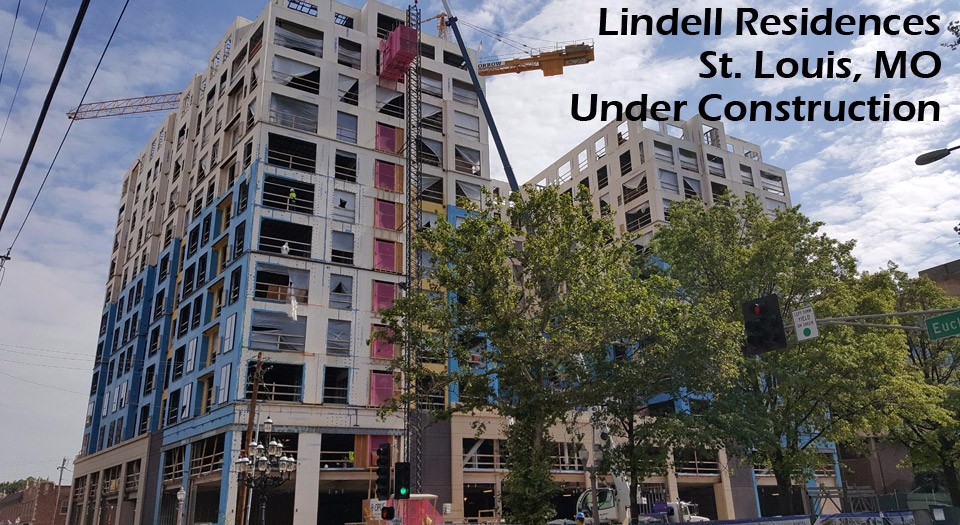 Lindell Residences St. Louis, MO
