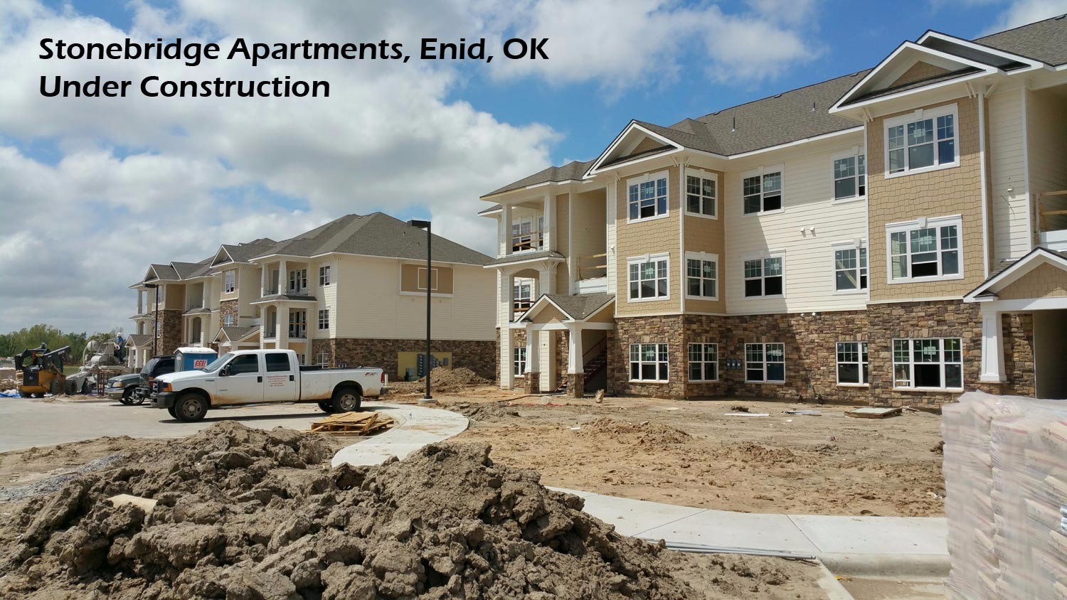 New Apartments In Enid Ok