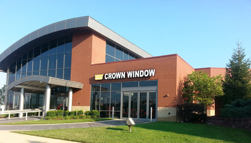 Crown Window offices in Chesterfield, MO