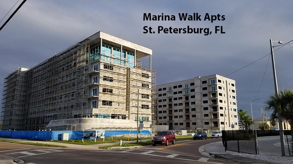 Marina Walk Apts St Petersburg 2