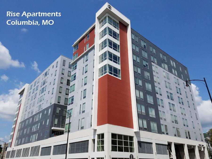 Rise Apartments Columbia, MO