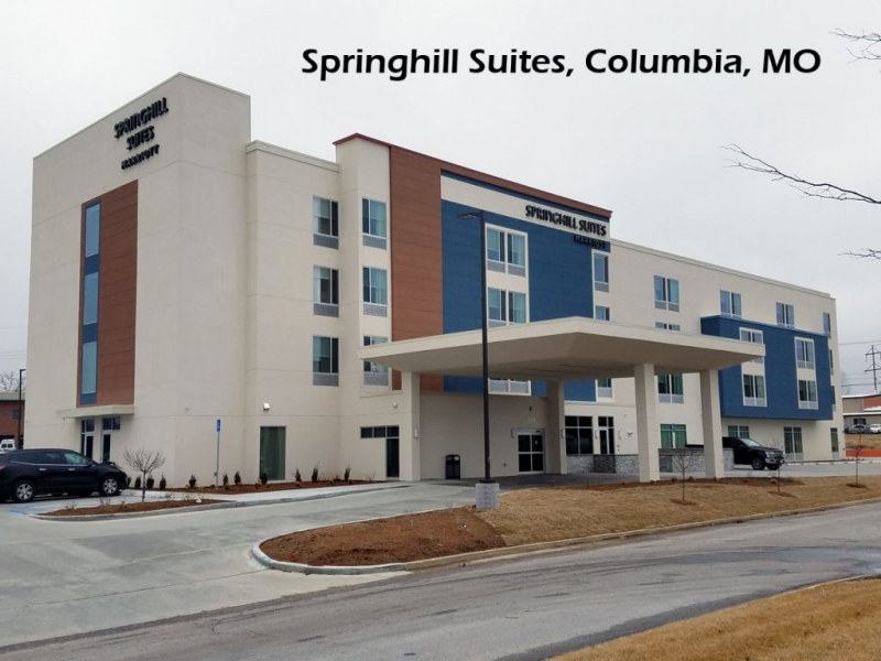 Springhill Suites Columbia MO