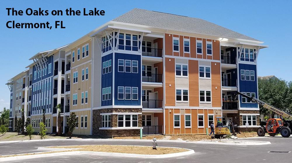 The Oaks on the Lake