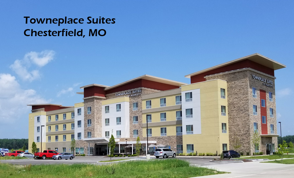Towneplace Suites Chesterfield, MO